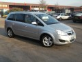 Vauxhall Zafira 1.6 Breeze
