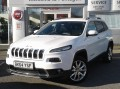 Jeep Cherokee 2.0 Crd 170ps Limited 5dr Auto