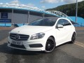 Mercedes Benz A Class A200 Cdi Blueefficiency Amg Sport 5dr