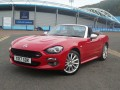Fiat 124 Spider 1.4 Multiair Lusso Convertible - Demo