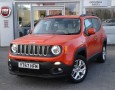 Jeep Renegade 1.6 Multijet Longitude 5dr - Delivery Miles